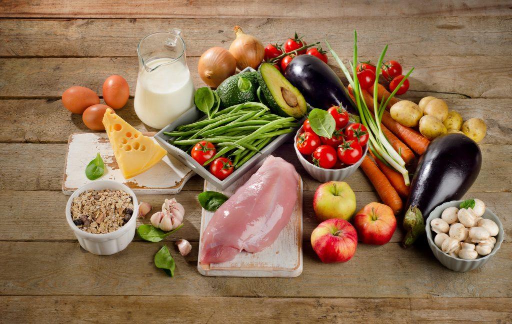 Finden Sie die richtige Ernährung für Ihren Hauttyp
