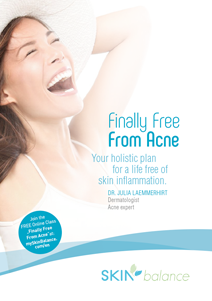 E-Book: Finally free from Acne