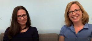 Heidi erzählt Akne-Erfolgsgeschichte bei Dr. Julia Lämmerhirt